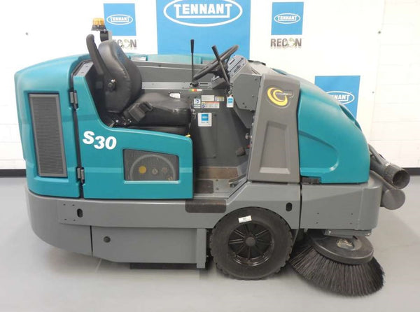 Certified S30-8886 Sweeper