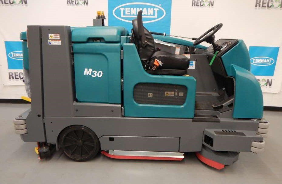 Certified M30-1369 Sweeper-Scrubber