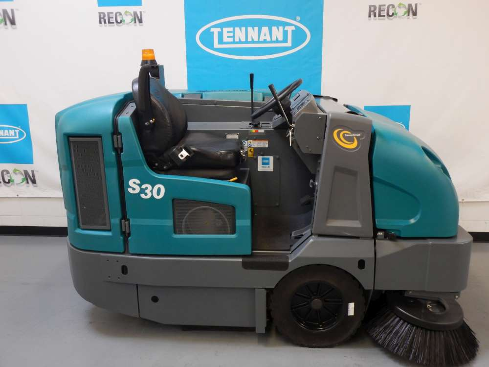 Certified S30-3184 Sweeper