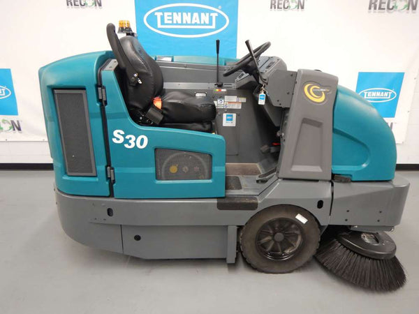 Certified S30-9914 Sweeper