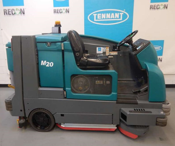 USED M20-2447 Sweeper-Scrubber