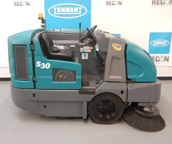 Certified S30-2194 Sweeper