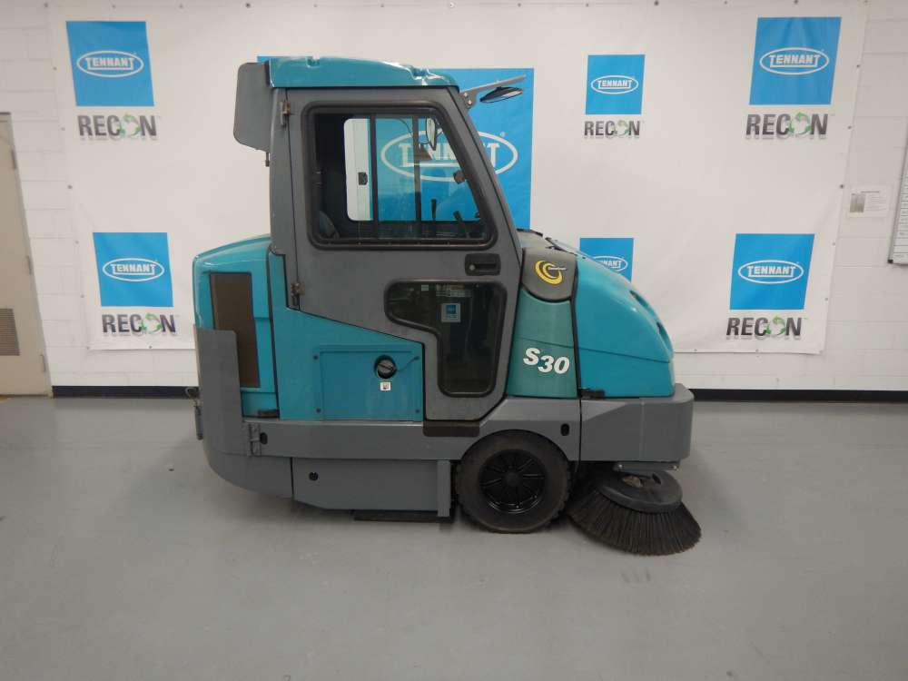 As-Is S30-1481 Sweeper