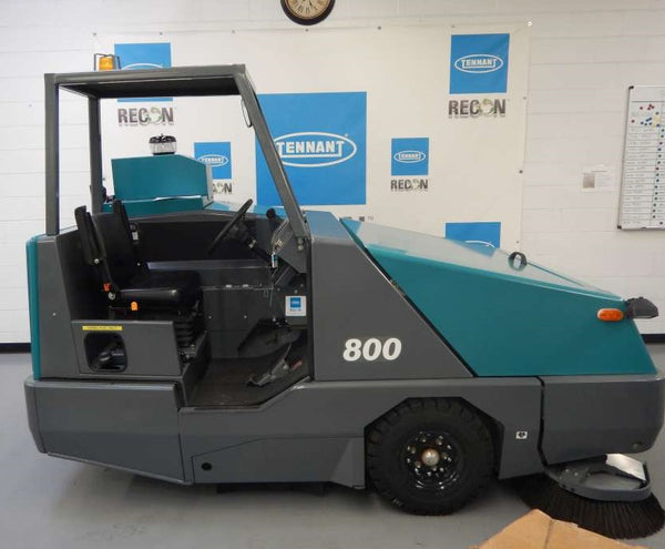 Certified 800-8206 Diesel Sweeper