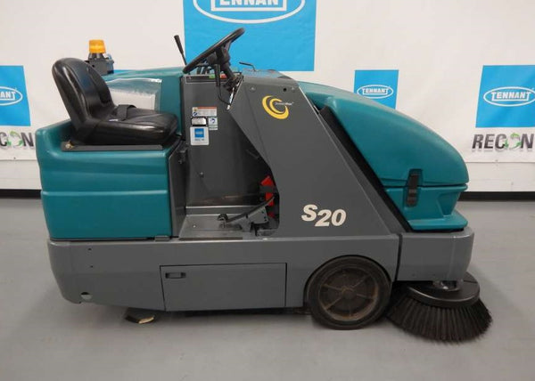 Certified S20-4766 Sweeper