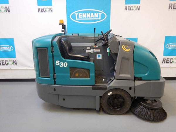Certified S30-3272 Sweeper