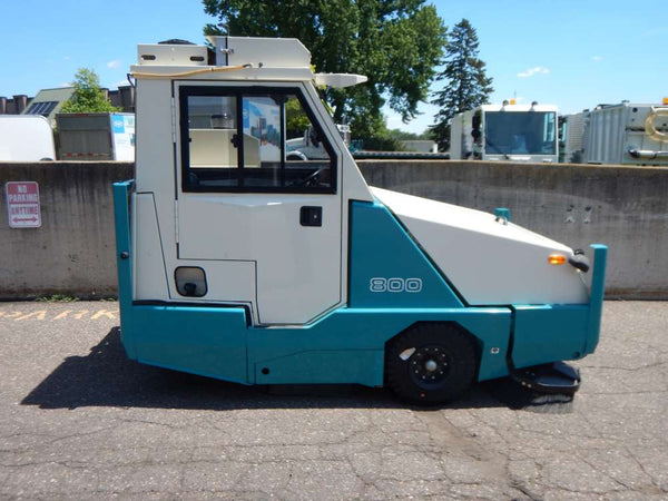 Used 800-8080 Sweeper