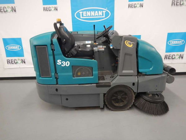 Certified S30-9403 LP Sweeper