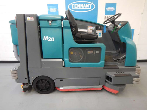 Certified M20-1152 LP Sweeper-Scrubber