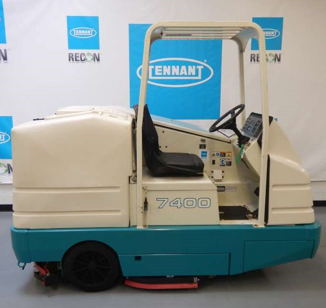 Used 7400-7398 Scrubber