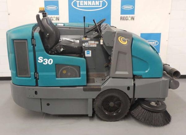 Certified S30-8686 Sweeper