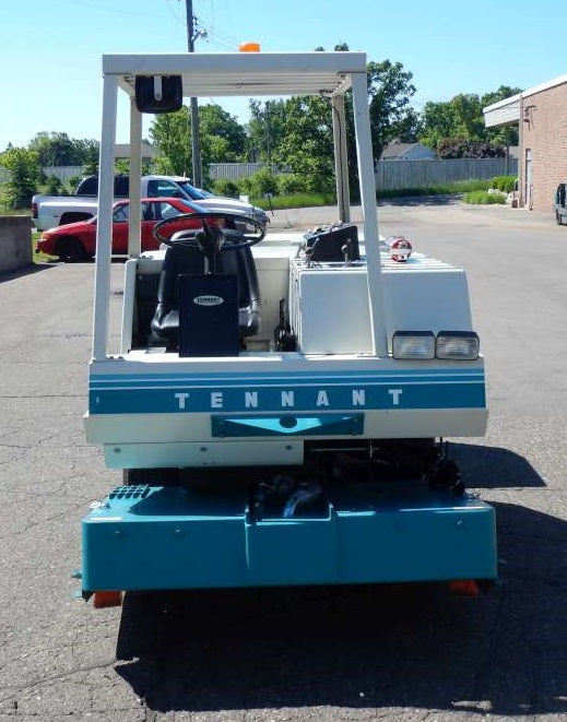 Used 550-7244 Scrubber