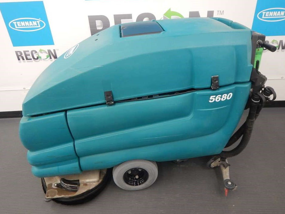 Used M5680-10718017 Scrubber