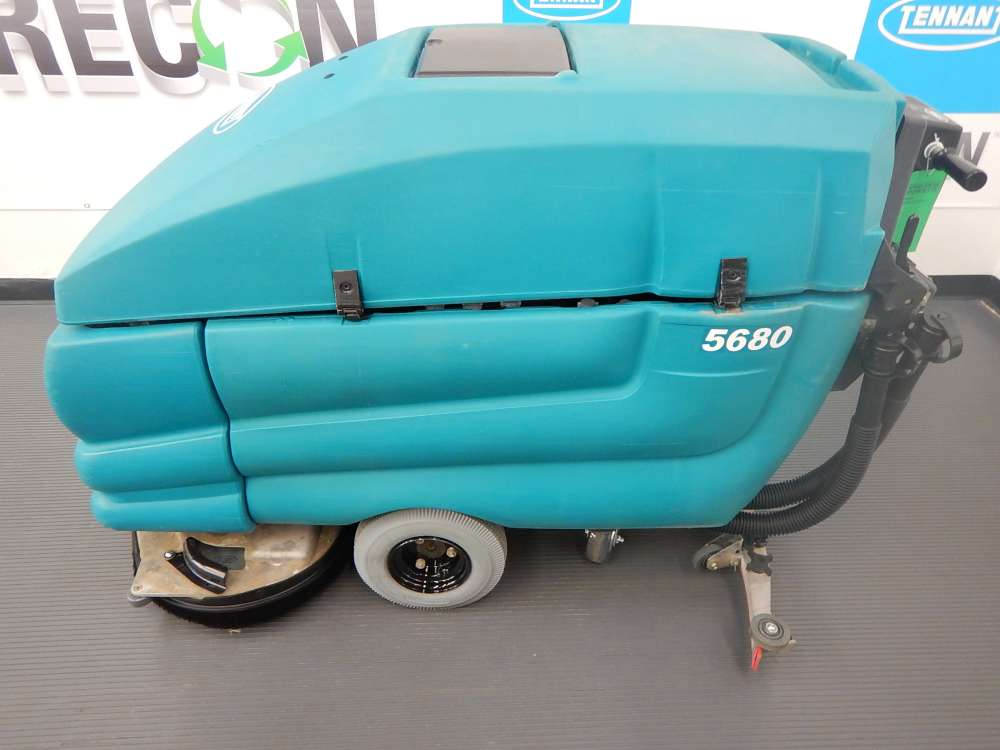 Used 5680-10742003 Scrubber