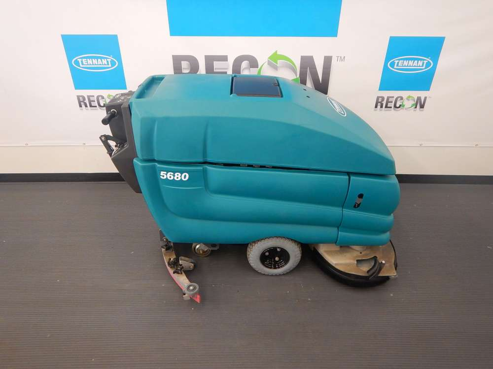 USED 5680-10714570 Scrubber
