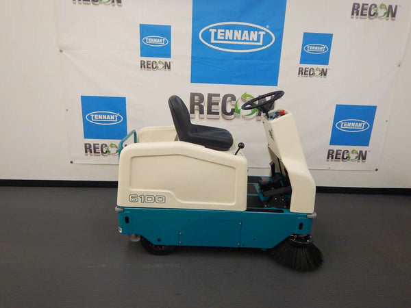 Certified 6100-3069 Battery Sweeper