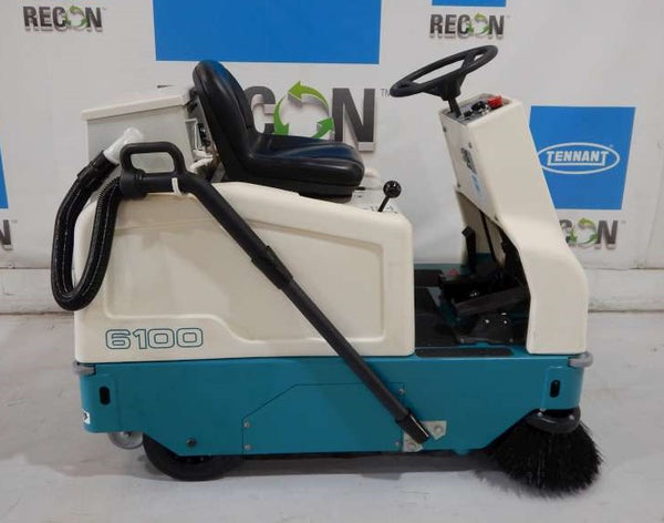 Certified 6100-5672 Sweeper