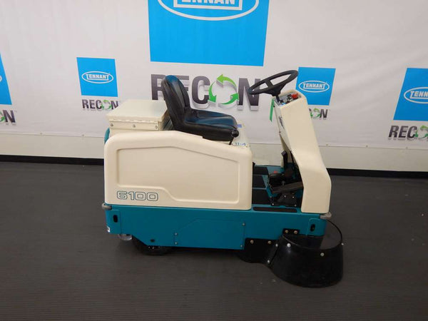Certified 6100-6506 Battery Sweeper