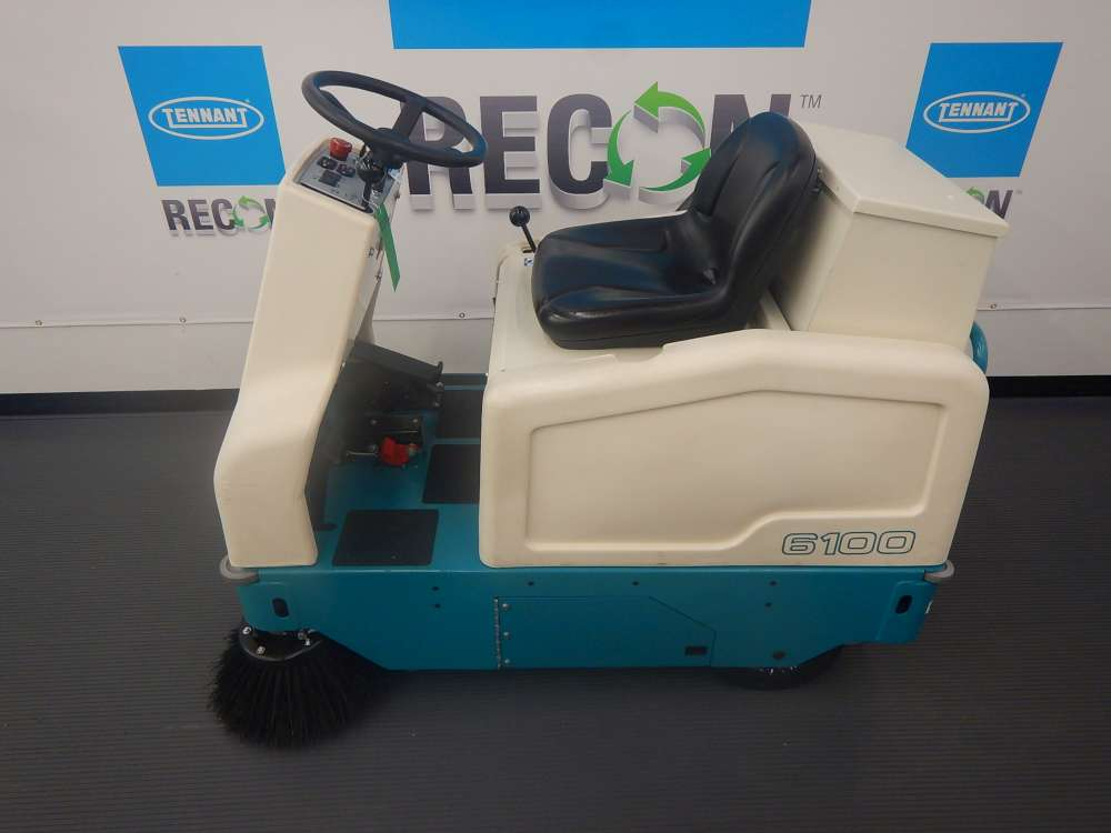 Certified 6100-6171 Sweeper