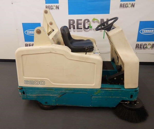 As-Is 6200-2180 Sweeper