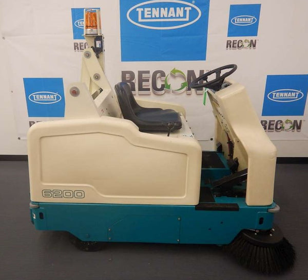 Used 6200-2634 Battery Sweeper