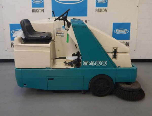 Used 6400-5101 LP Sweeper