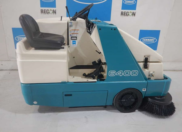 Used 6400-5298 LP Sweeper