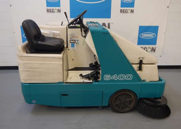 Used 6400-5342 LP Sweeper