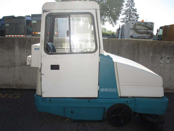 As-Is 6600-20956 Sweeper