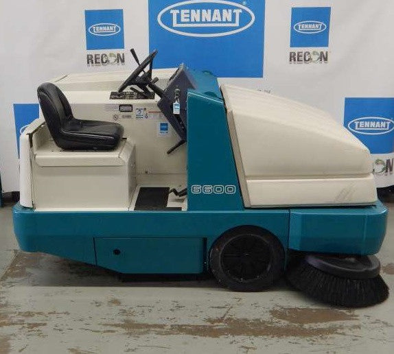 Used 6600-25092 Sweeper