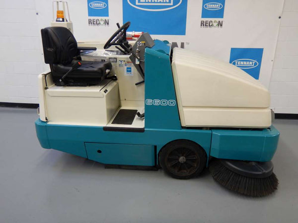 Used 6600-26006 Sweeper
