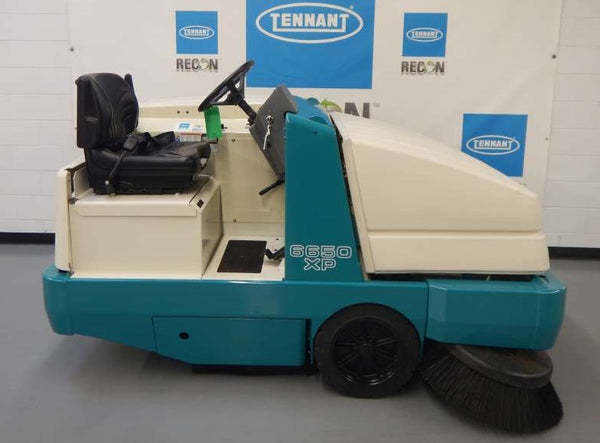 Used 6600-15348 Diesel Sweeper