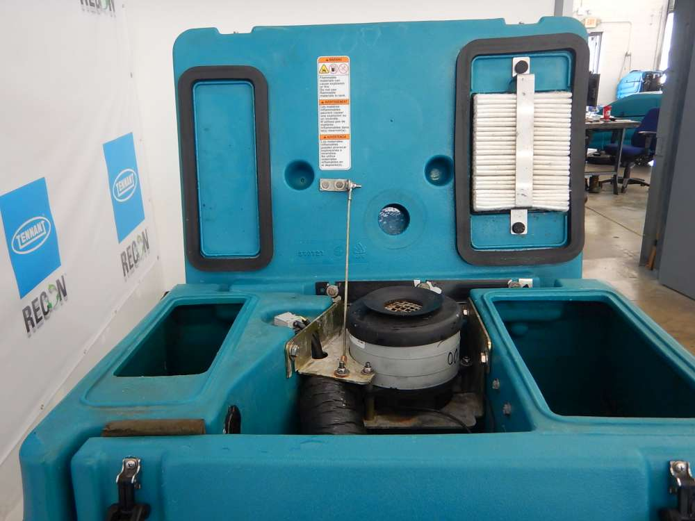 Used 7100-10065502 Scrubber