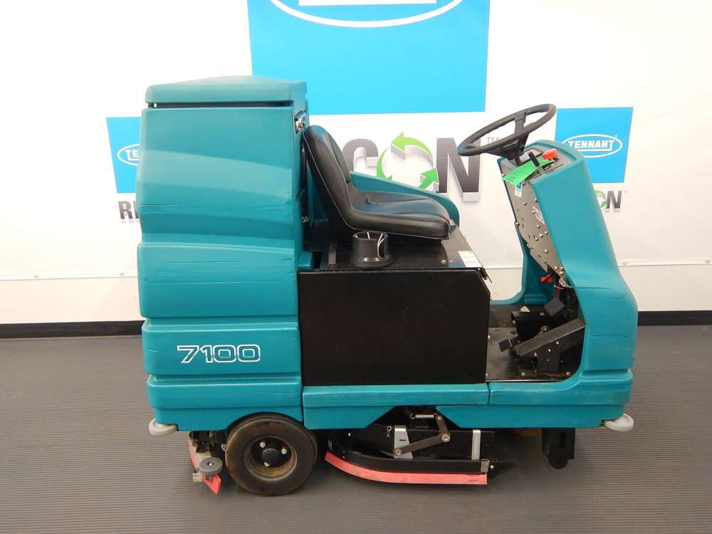 Used 7100-10160058 Scrubber