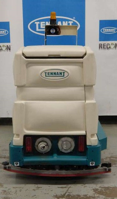 Used 7200-9519 Battery Scrubber