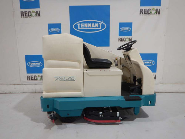 Used 7200-9604 Scrubber