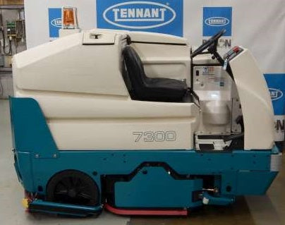 Used 7300-3695 Scrubber