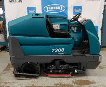 Used 7300-5119 Scrubber