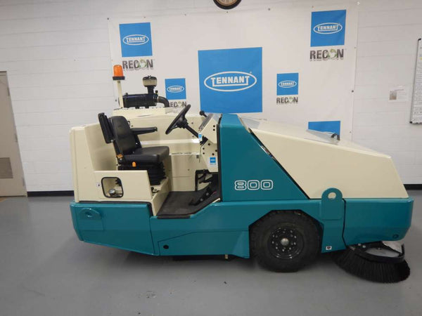 Used 800-6306 Sweeper