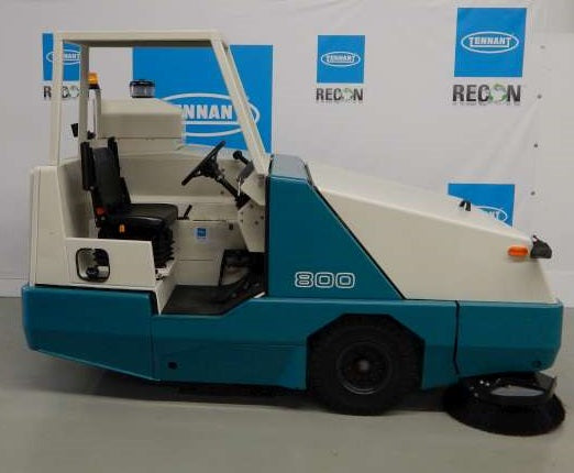 Used 800-7707 Sweeper