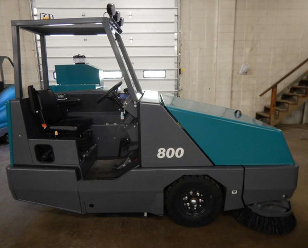 Certified 800-8432 Diesel Sweeper