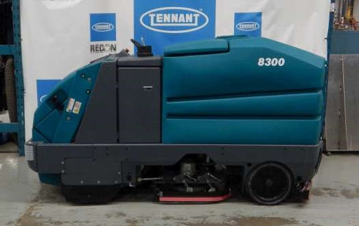 Used 8300-7633 Battery Sweeper-Scrubber