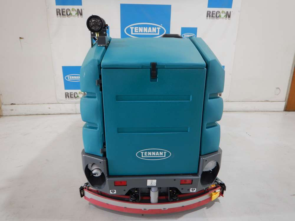 Certified 8300-7660 Sweeper-Scrubber