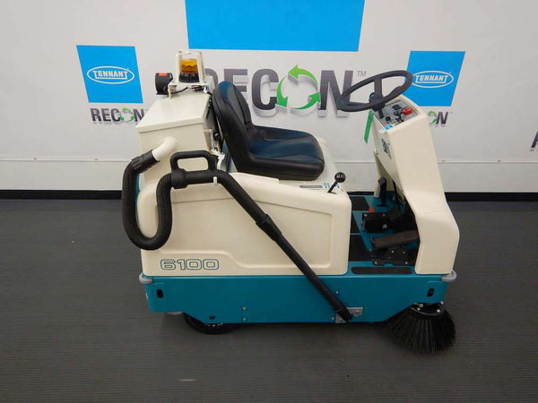 Certified 6100-6598 Sweeper