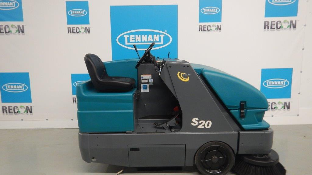 Certified S20-3861 Sweeper