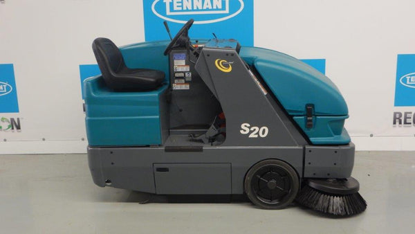 Certified S20-3377 Sweeper