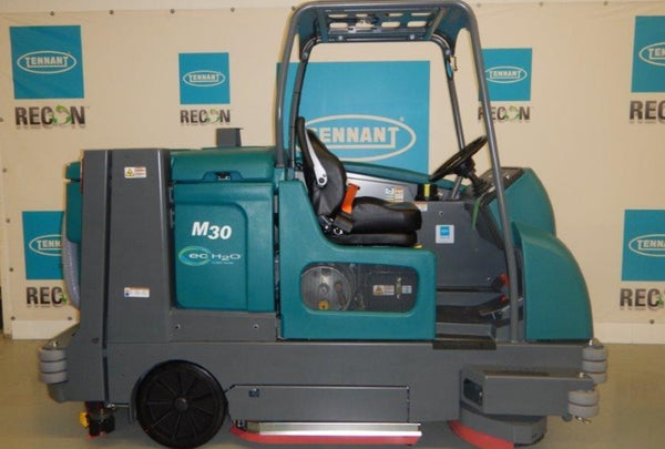 Certified M30-4771 Sweeper-Scrubber