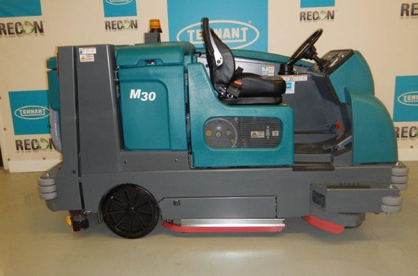 Certified M30-4710 Sweeper-Scrubber
