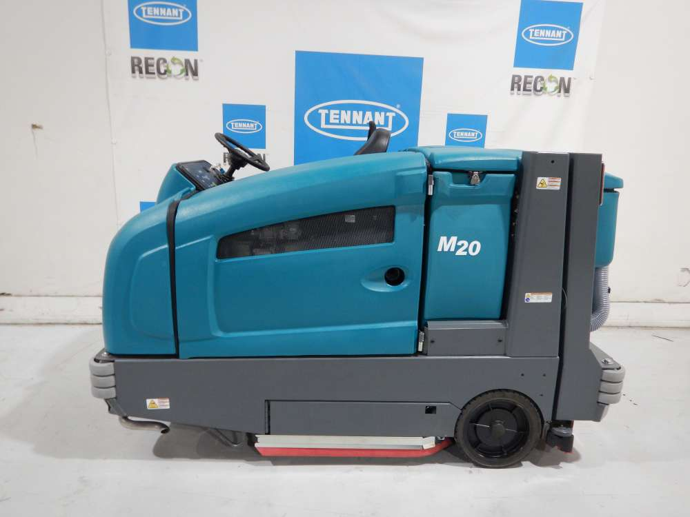 Certified M20-6477 Sweeper-Scrubber