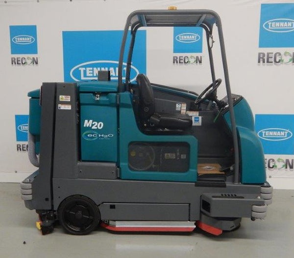 Certified M20-6187 Sweeper-Scrubber